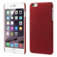 Einfarbige Hartschalenhülle iPhone 6 Plus 6s Plus Hülle - Rot