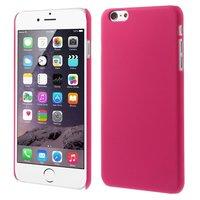 Einfarbige Hartschalenhülle iPhone 6 Plus 6s Plus Hülle - Pink
