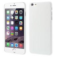Einfarbige Hartschale iPhone 6 Plus 6s Plus Hülle - Weiß