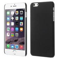 Einfarbige Hartschalenhülle iPhone 6 Plus 6s Plus Hülle - Schwarz