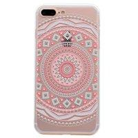 Mandala Fall TPU Muster Fall iPhone 7 Plus 8 Plus - Pastell