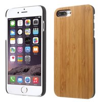 Bambusabdeckung Holzetui iPhone 7 Plus 8 Plus - Echtes Holz