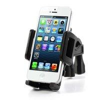 Telefonhalter Fahrradlenker universell verstellbarer Fahrradhalter - Schwarz