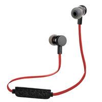 BH-M9 In-Ear-Freisprecheinrichtung Drahtloses Bluetooth 4.1 Sport-Ohrhörer-Mikrofon - Schwarz Rot