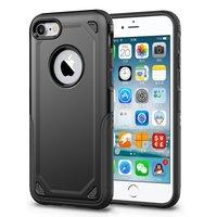 Stoßfeste Pro Armor Hülle für iPhone 7 - Schwarze Hülle