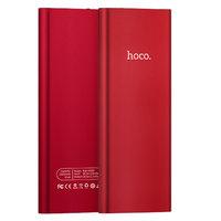 Hoco B16 Powerbank Metal Red - 10000 mAh Batterie