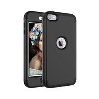Rüstungsetui iPod Touch 5 6 7 - Schwarzes Etui - Zusätzlicher Schutz