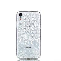 Diamant TPU iPhone XR Hülle - Mandala
