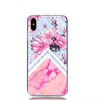Diamanthülle TPU iPhone XS Max Hülle - Pink