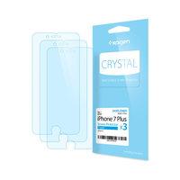 Spigen Film Crystal Displayschutzfolie iPhone 7 Plus 8 Plus