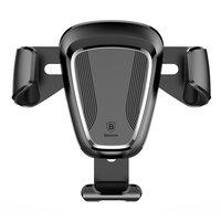 Baseus Universal Autohalter Lüftungsgitter Auto GPS Smartphone - Schwarz