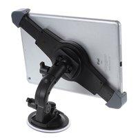 Universal Tablet Halter mit Saugnapf Auto iPad 7-12 Zoll - Schwarz