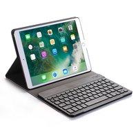 QWERTZ-Tastaturhülle iPad Pro 10,5 Zoll & iPad Air 3 (2019) - Magnetische Tastaturabdeckung schwarz