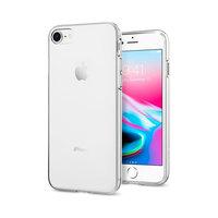 Spigen Liquid Crystal transparente Hülle iPhone 7 8 SE 2020 Hülle - Klar