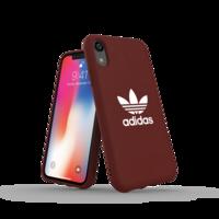 adidas Originals geformte Hülle CANVAS Hülle iPhone XR - Rot