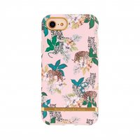 Richmond & Finch Pink Tiger iPhone 6 6s 7 8 SE 2020 Hülle - rosa Hülle - Pink Tiger