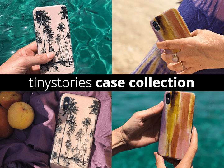 Tinystories iPhone Hüllen